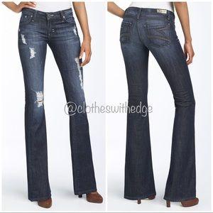🎉HP🎉Dylan George 'Alexandra' Flare Leg Jeans